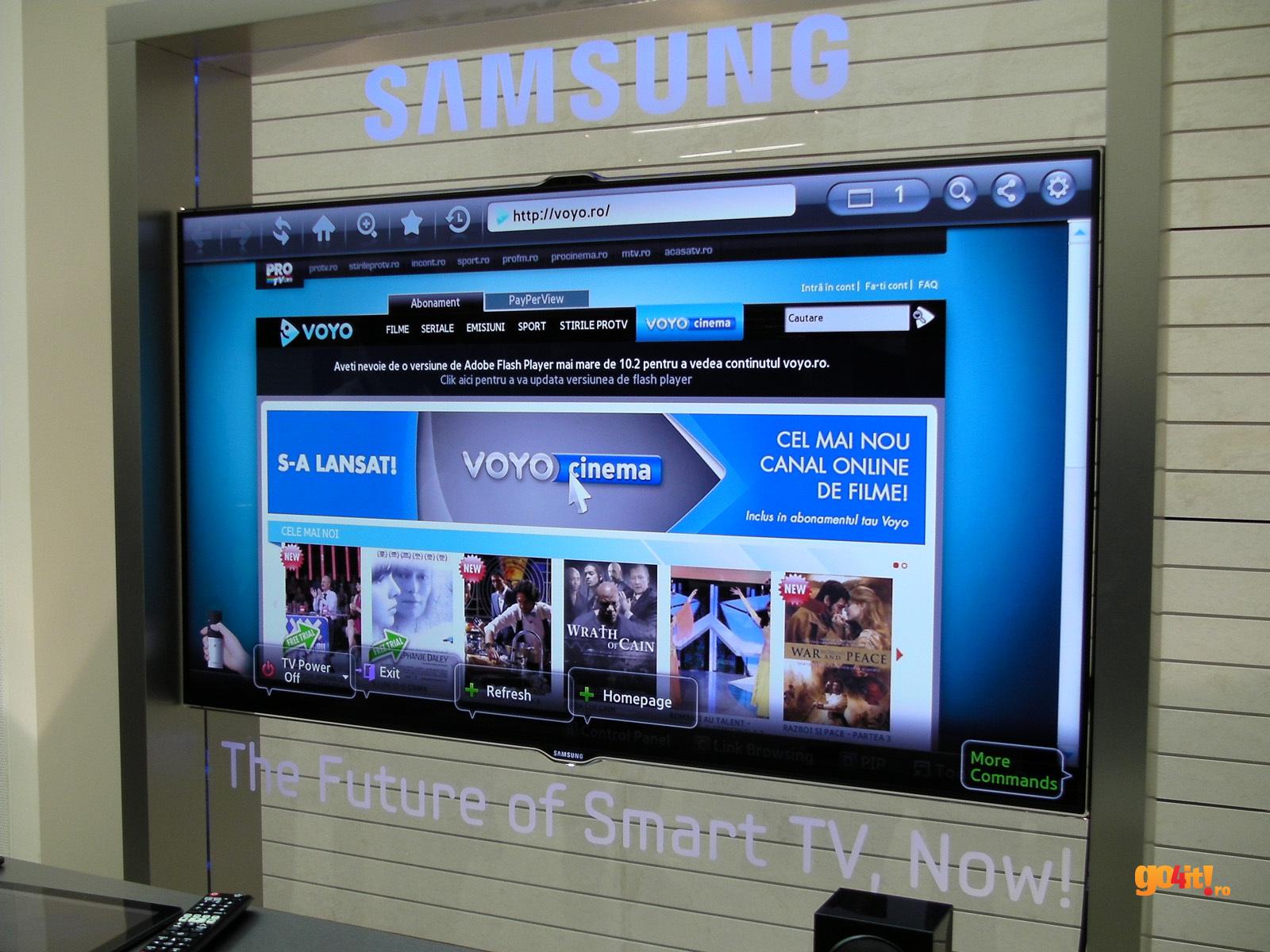 Cele mai bune Televizoare Smart de la Samsung