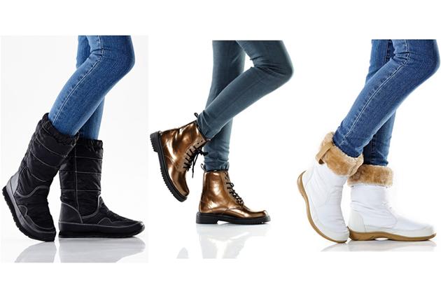 Cum purtam cizmele de dama pe timp de  toamna?