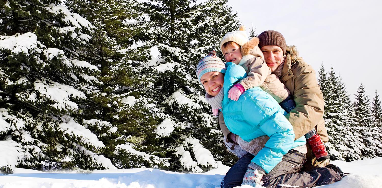 Lucruri distractive de facut cu familia in timpul iernii
