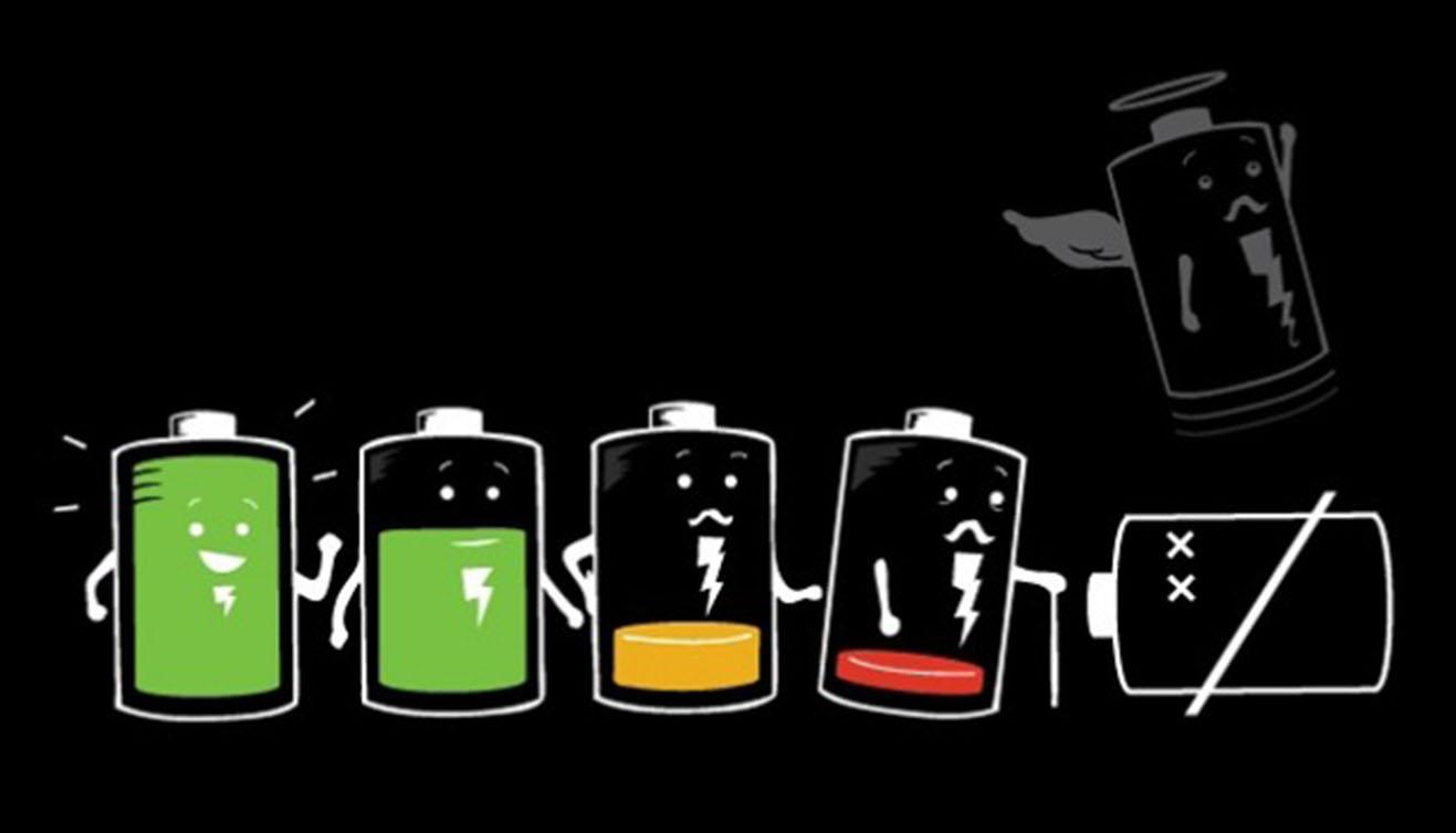 De ce se descarca repede telefoanele?