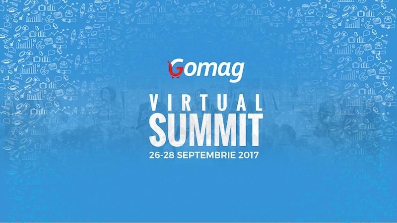 Peste 5000 de oameni sunt asteptati la prima editie Gomag Virtual Summit