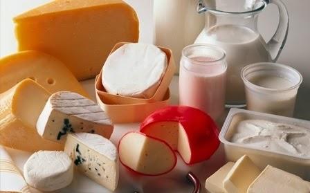 Cum functioneaza industria produselor lactate moderna?