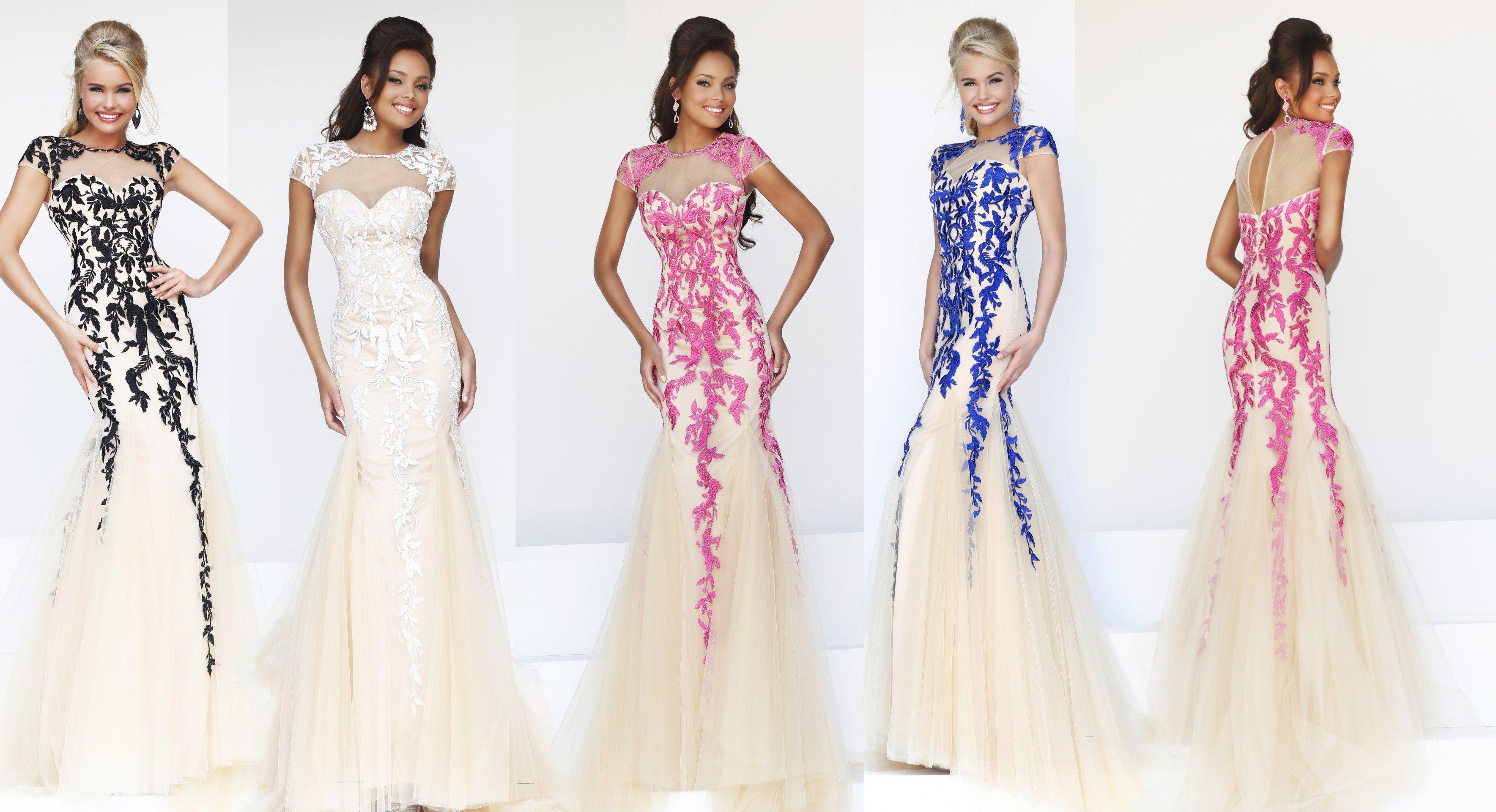 Cum alegeti rochiile de seara in functie de nuanta tenului?