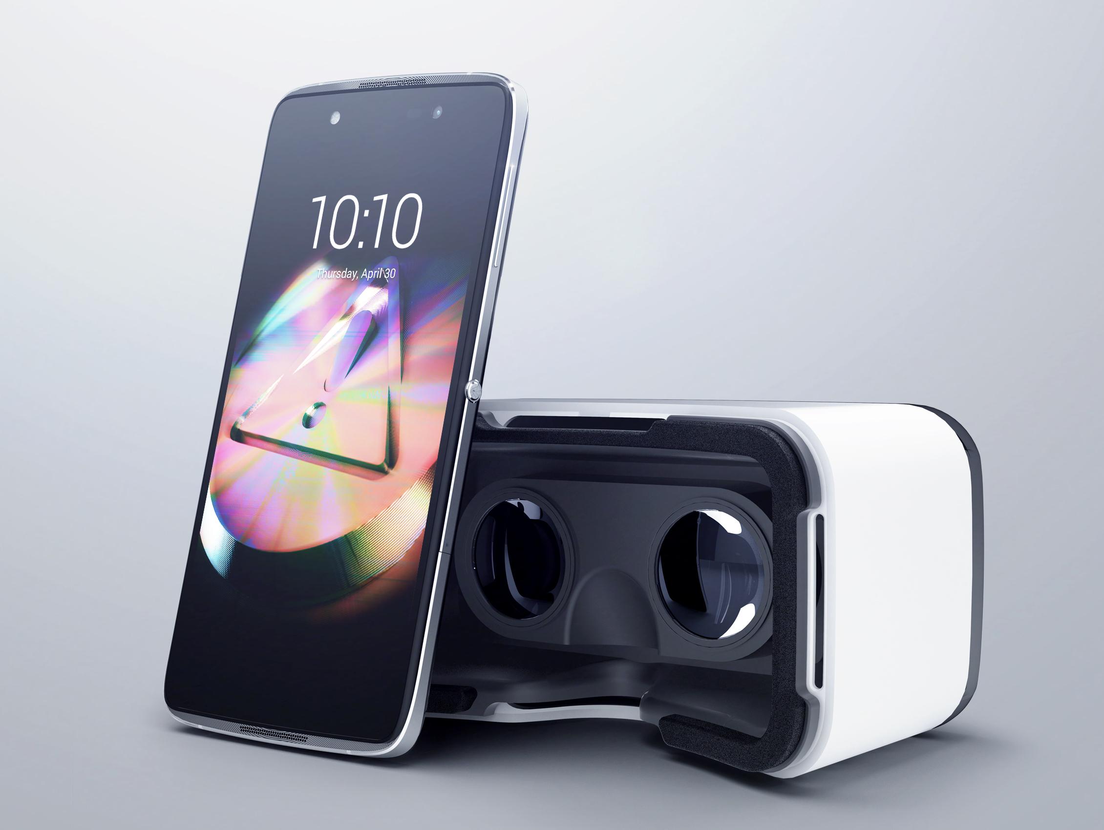 Alcatel Idol se va lansa in Statele Unite si va avea casti VR