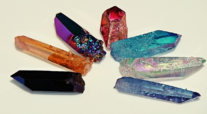 Metode de purificare a cristalelor