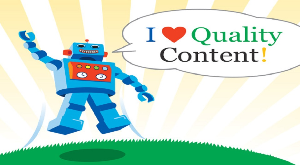 Ce inseamna quality content in SEO?