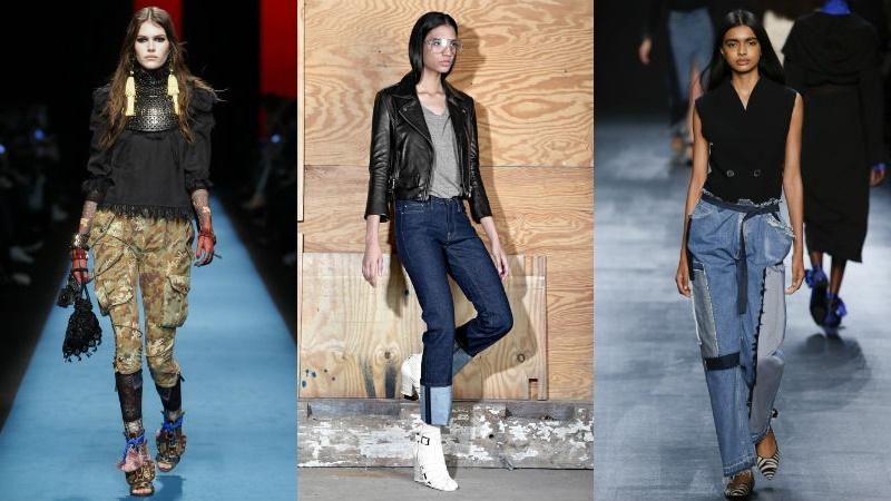 Ce pantaloni se poarta in toamna anului 2017?