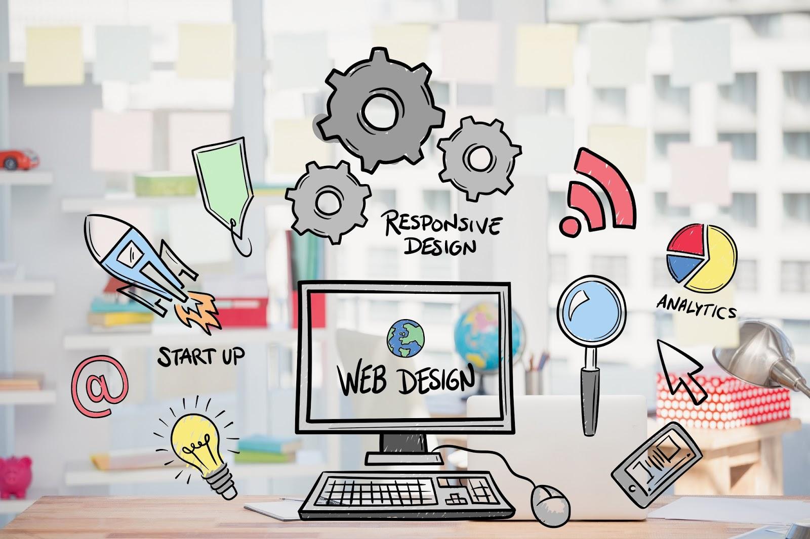 Tipuri de imagini folosite in webdesign