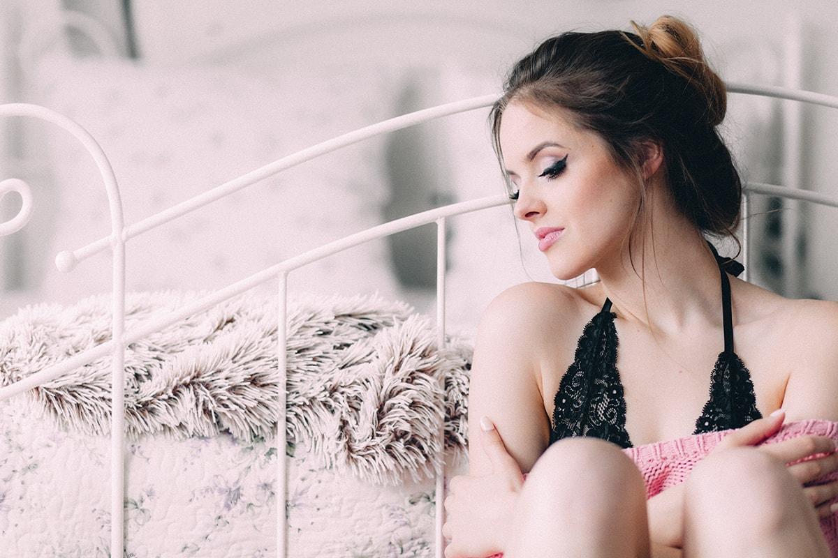 Curiozitatile modelelor privind fotografia boudoir