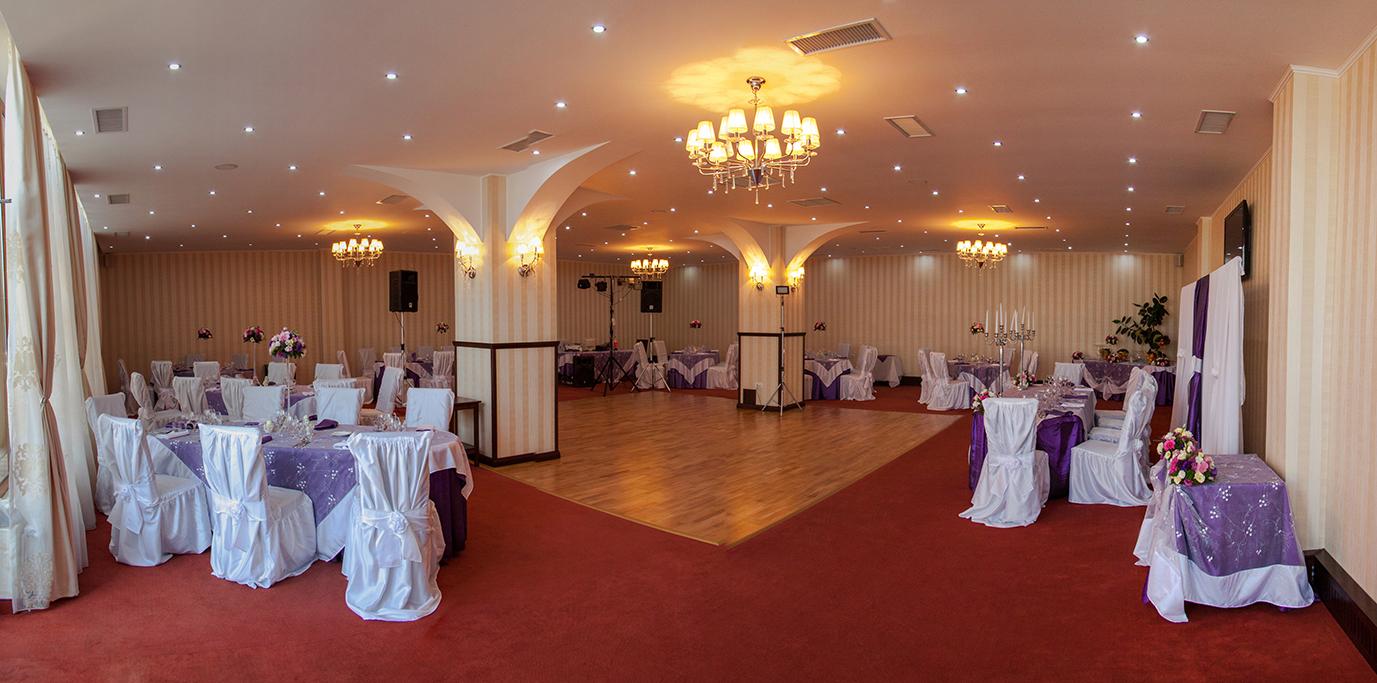 Sala de nunti este un factor primordial pentru reusita evenimentului tau
