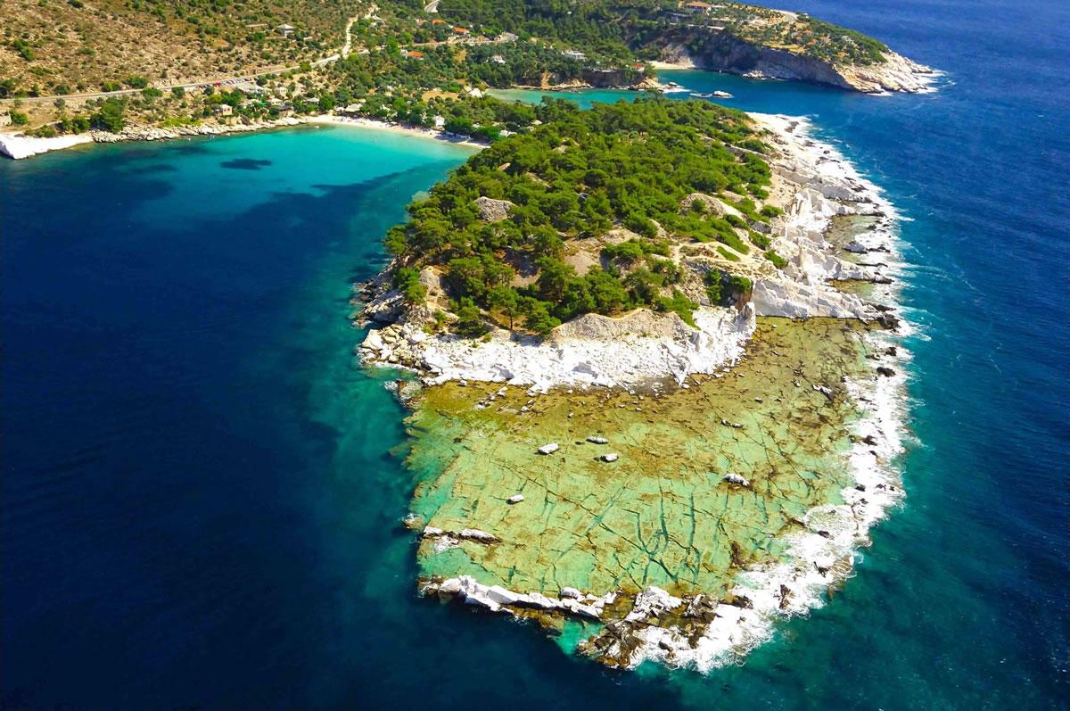 Alege oferte Thassos si petrece o vacanta de vis pe insula greceasca