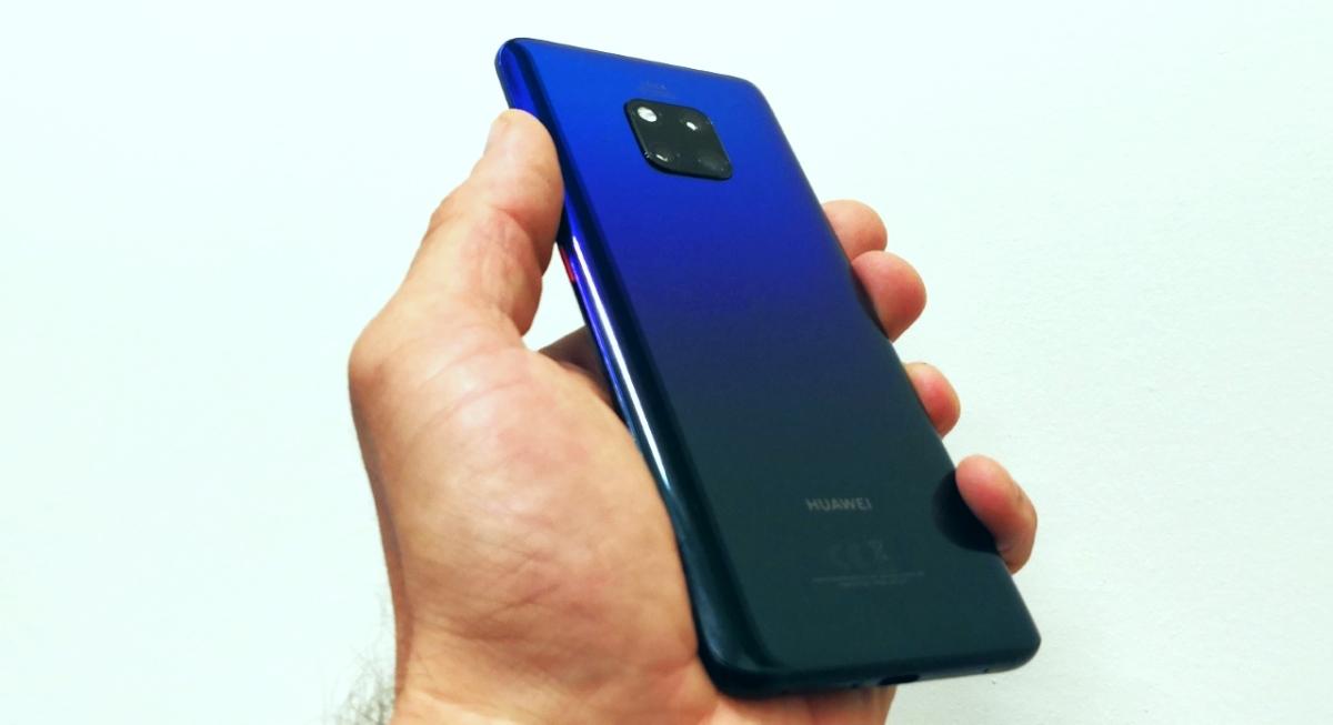 De ce telefonul meu Huawei nu face poze?