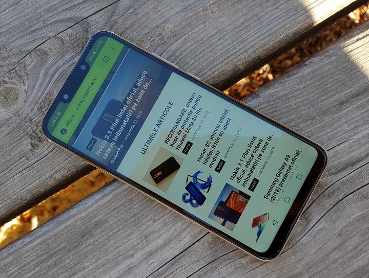 Scurta prezentare pentru Huawei Mate 20 Lite
