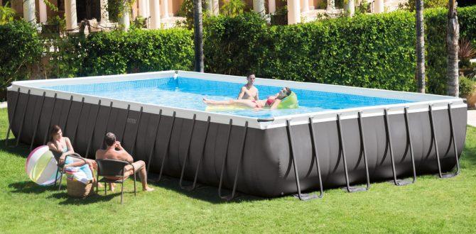 De ce sa alegi o piscina metalica?