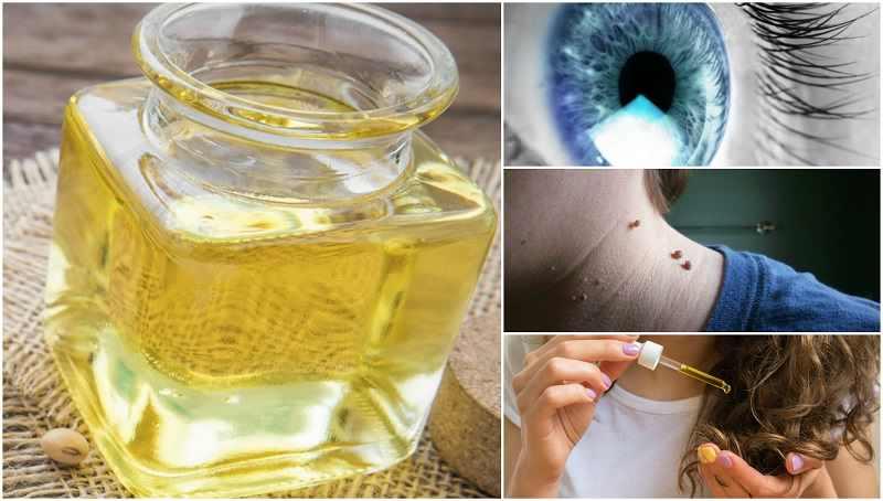 Cum poti folosi uleiul de ricin pentru alunite si pete?